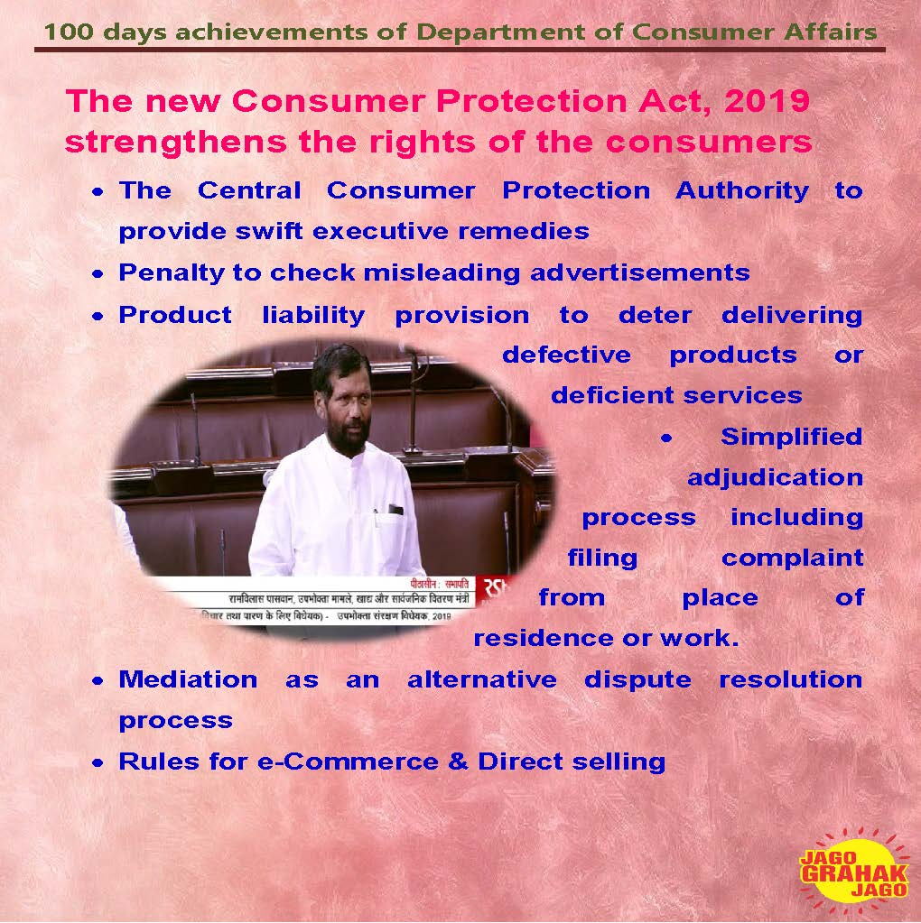 New Consumer Protection Act