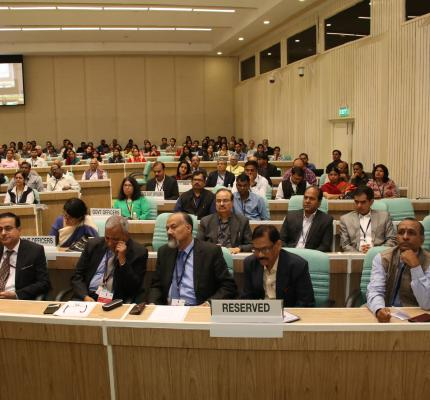 AUDIENCE IN WORLD CONSUMER RIGHTS DAY